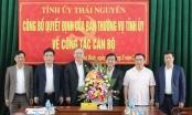 Huyện uỷ Phú Bình có tân Bí thư