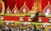 Tinh hoa tư tưởng Phật giáo đã kết nối bầu bạn khắp nơi hội tụ về Tam Chúc
