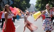 80 nghệ sĩ Việt Nam và quốc tế sẽ biểu diễn tại Carnival đường phố Hà Nội 2019