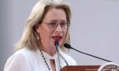 Chân dung nữ Bộ trưởng xin từ chức vì đến muộn khiến chuyến bay chậm 40 phút
