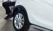 Xe Fadil bị thiếu chắn bùn, VinFast nói do… thiết kế nguyên bản