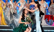 Nữ sinh ĐH Ngoại Thương đến từ Cao Bằng Lương Thuỳ Linh đọat vương miện Hoa hậu Thế giới Việt Nam 2019