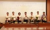 Loạt lãnh đạo trẻ được bổ nhiệm tại các sở, quận, huyện trực thuộc Hà Nội