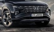 Hyundai Tucson 2021 mặt ca lăng siêu ấn tượng