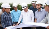"""EVNHANOI """"dồn sức"""" thi công xây dựng trạm biến áp 110kV Phú Xuyên"""