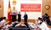 Tỉnh Thái Nguyên có tân PCT tịch UBND