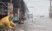 Tin bão số 6: Bão suy yếu thành áp thấp nhiệt đới, người dân vui mừng