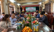 180 gian hàng trưng bày tại Hội chợ Cam, Bưởi huyện Lục Ngạn