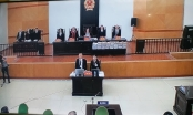 Hình ảnh tiều tuỵ của các bị cáo trong ngày đầu xét xử