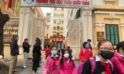 21 tỉnh, Thành phố cho học sinh nghỉ học để phòng tránh dịch bệnh virus Corona
