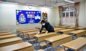 Vùng không có dịch học sinh có thể đi học sau khi đã tiêu độc, khử trùng lớp