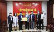 Công ty Kiểm toán Immanuel trao tặng 5.000 khẩu trang y tế phòng, chống dịch COVID- 19