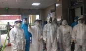 Chuyển 2 ca bệnh Covid-19 bị viêm phổi tại BV ĐK Thái Bình về BV Nhiệt đới TW