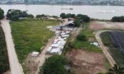 Xã Kim Lan thiếu trách nhiệm để đối tượng dựng xưởng đúc bê tông tại tuyến đường 179