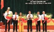 Tỉnh Bắc Giang bầu bổ sung 01 Phó Chủ tịch HĐND tỉnh, 02 Phó Chủ tịch UBND tỉnh