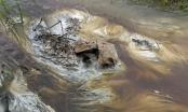 Bắc Giang: Công ty Vina Prauden xả thải vào nguồn nước vượt quy chuẩn