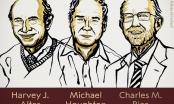 Ba nhà khoa học thắng giải Nobel Y Sinh học với nghiên cứu về viêm gan C