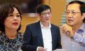 Hôm nay Quốc hội tiến hành phê chuẩn bổ nhiệm 3 tân thành viên Chính phủ