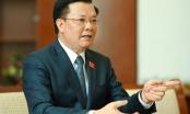 Đồng chí Đinh Tiến Dũng giữ chức Bí thư Thành uỷ Hà Nội