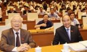 Hôm nay, UBTVQH sẽ trình miễn nhiệm Chủ tịch nước Nguyễn Phú Trọng