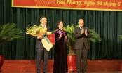 Ông Trần Lưu Quang giữ chức Bí thư Thành uỷ Hải Phòng