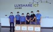 Công ty TNHH LuxShare - ICT có 30 mẫu dương tính với Covid-19