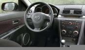 Mazda3 gặp lỗi liên quan đến logo trên vô lăng