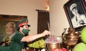 Bộ trưởng Bộ Quốc phòng dâng hương tưởng niệm Đại tướng Võ Nguyên Giáp