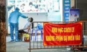 Sáng 2/9, Hà Nội ghi nhận ca nhiễm ở ngõ 477 Nguyễn Trãi