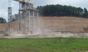 Dự án Nhà máy Nhiệt điện BOT Hải Dương: Hạng mục bãi xỉ xây dựng thi công không GPXD