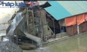 UBND tỉnh Cao Bằng chỉ đạo kiểm tra việc biến tướng khai thác khoáng sản để đào đãi vàng sai phép