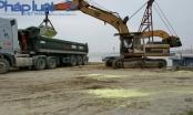 Vĩnh Phúc: Vận chuyển vật liệu cháy nổ độc hại xuyên Việt, không dùng xe chuyên dụng