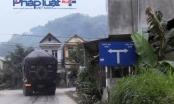 Yên Bái: Xe ben tải ì ạch bò trên đường nhưng.... lướt nhẹ qua mặt CSGT