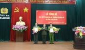 Bổ nhiệm Giám đốc Công an tỉnh Lạng Sơn