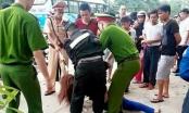 Quảng Ninh: Ngáo đá, mẹ bế con lao vào đầu ô tô?