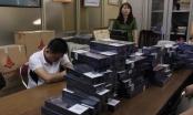 Công an Hà Nội bắt giữ hàng nghìn bao thuốc lá lậu