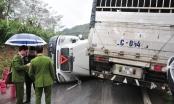 Tai nạn nghiêm trọng trên đường lên Sa Pa, hai người tử vong tại chỗ