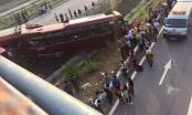 Tai nạn trên cao tốc Nội Bài - Lào Cai, hàng chục người thương vong