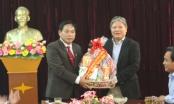 Bộ trưởng Hà Hùng Cường thăm, chúc tết tại Quảng Bình