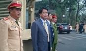Chủ tịch UBND TP Hà Nội xông đất chúc tết Phòng Cảnh sát giao thông