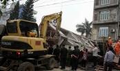 Vụ sập nhà tại Cao Bằng: Đã thu giữ giấy phép xây dựng của công trình đang thi công