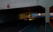 Thêm vụ đèn hầm đại lộ Thăng Long: Người dân thấp thỏm lo lắng khi qua hầm?