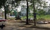 Chủ tịch HĐQT Trường Tiểu học Lômônôxốp chém người: Hàng trăm mét hàng rào dự án bị phá dỡ