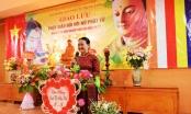 Giáo hội Phật giáo Việt Nam tổ chức giao lưu với nữ phật tử mừng ngày Quốc tế Phụ nữ 8/3