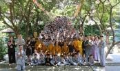 Hàng trăm Phật tử Bắc Ninh tham gia khóa tu Con Đường Phật Pháp