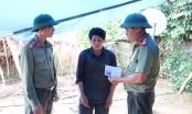 Công an Lai Châu nỗ lực hỗ trợ nhân dân khắc phục hậu quả sau mưa lũ