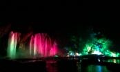 Chùm ảnh: Thác Bản Giốc rực sáng trước đêm khai hội Du lịch 2018