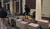 Bắc Kạn: Cảnh sát giao thông bắt giữ vụ vận chuyển hàng trăm kg pháo nổ trong đêm