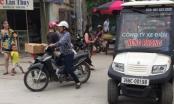 """Thanh Hóa: TP Sầm Sơn thừa nhận có xe điện trái phép """"tung hoành"""" trên đường phố"""
