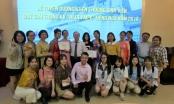 Đại học Kinh doanh và Công nghệ Hà Nội tuyên dương sinh việt đạt giải  Olympic Tiếng Nga năm 2019